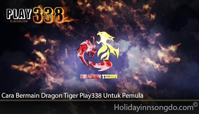 Cara Bermain Dragon Tiger Play338 Untuk Pemula