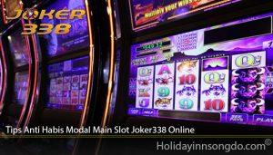 Tips Anti Habis Modal Main Slot Joker338 Online